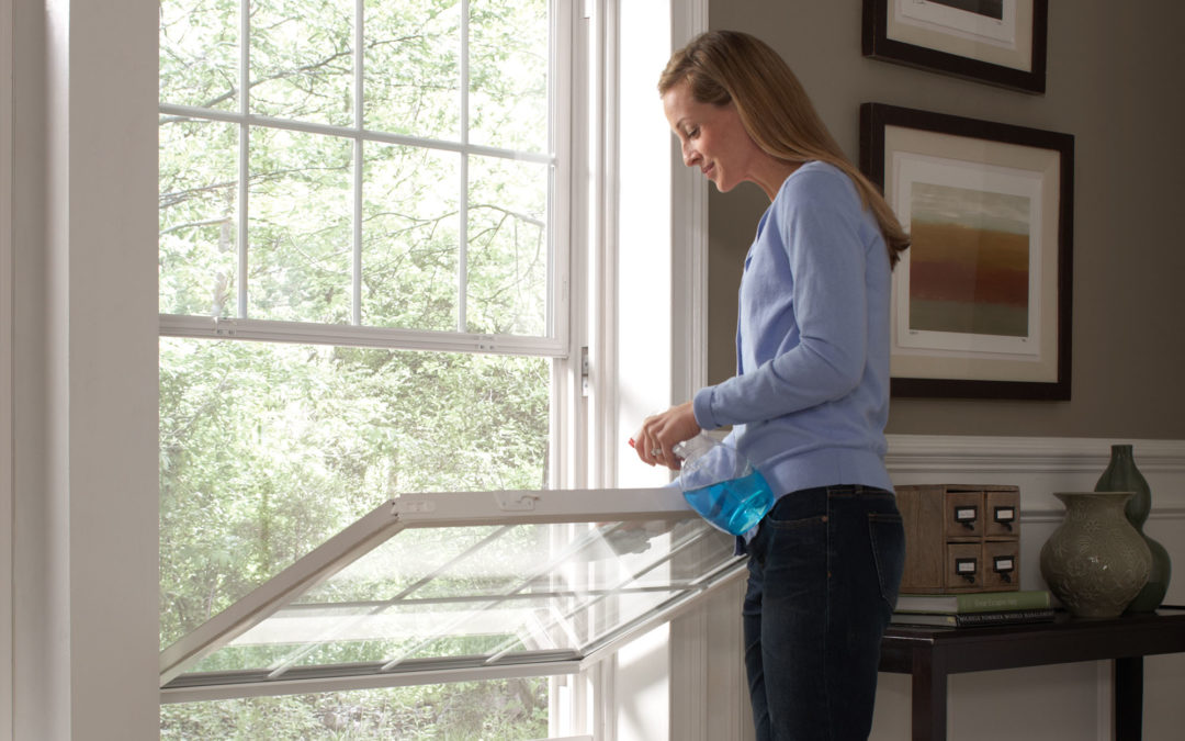 How To Effectively Clean Your Replacement Windows