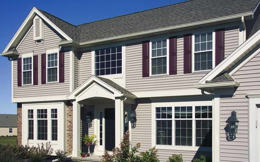 Did You Know We Install Siding?