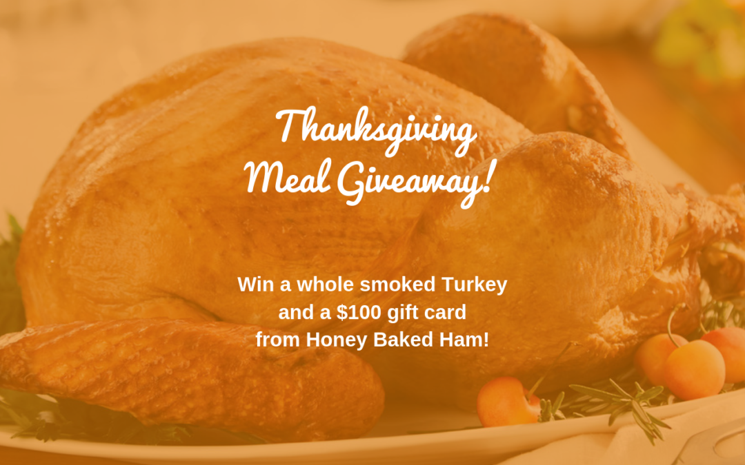 Window World Thanksgiving Meal Giveaway