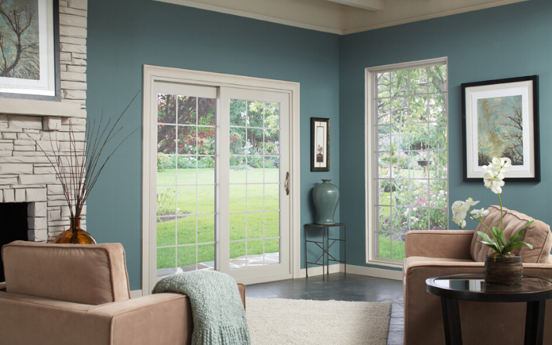 Fall In Love With Our Patio Doors